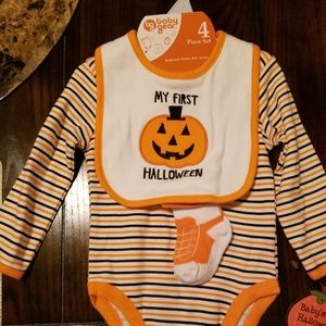 Other - Halloween baby outfit